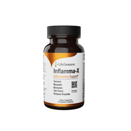Inflamma-X Life Source Vitamins Living Well Health Food Store Lake Havasu City AZ