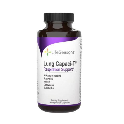 Lung Capaci-T Life Source Vitamins Living Well Health Food Store Lake Havasu City AZ