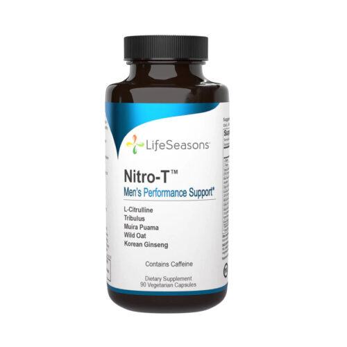 Nitro-T Life Source Vitamins Living Well Health Food Store Lake Havasu City AZ