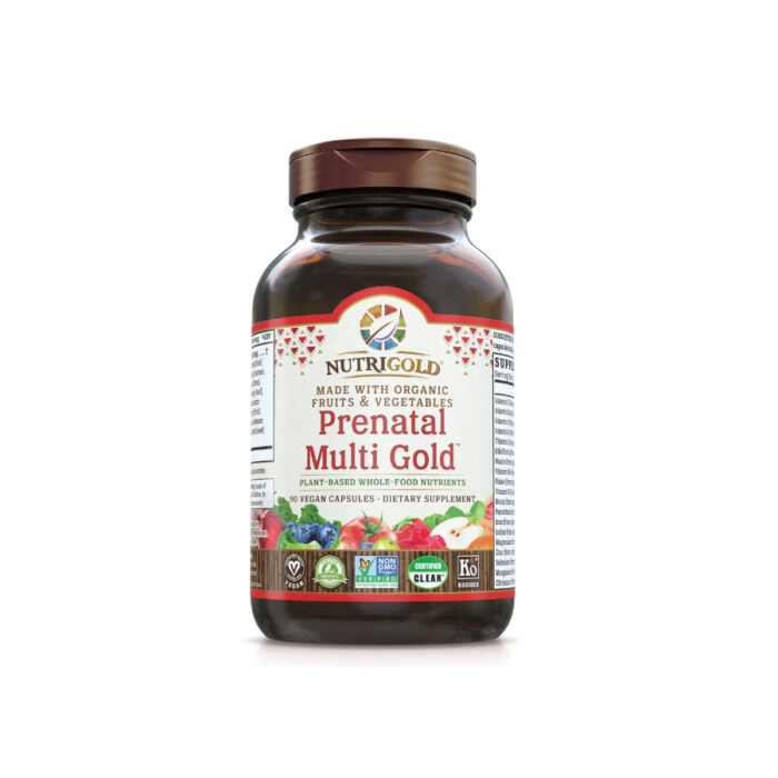Prenatal Multi Gold Dietary Supplement in Lake Havasu City