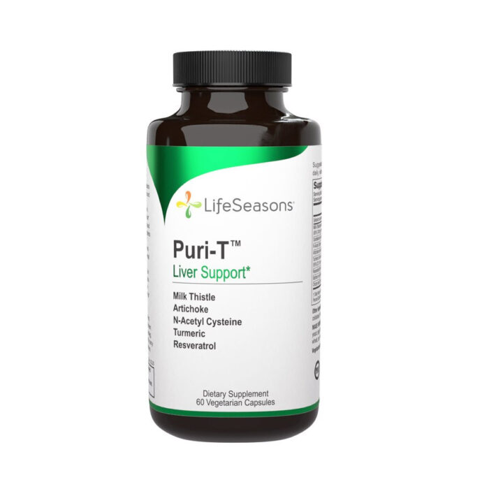 Puri-T Life Source Vitamins Living Well Health Food Store Lake Havasu City AZ