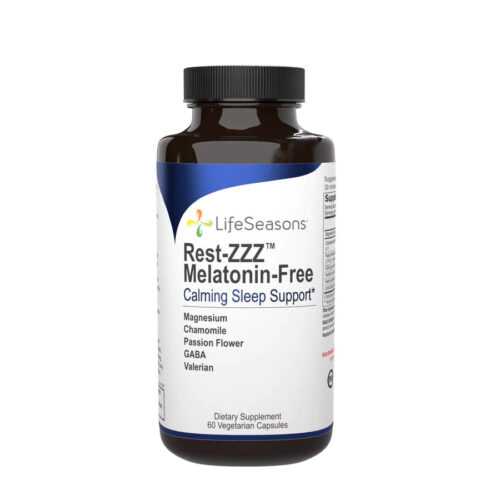 Rest-ZZZ Melatonin-Free Life Source Vitamins Living Well Health Food Store Lake Havasu City AZ