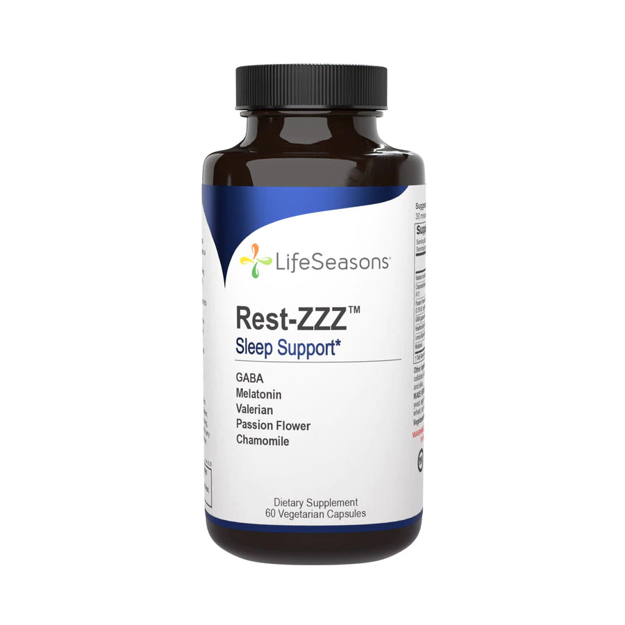 Rest-ZZZ Life Source Vitamins Living Well Health Food Store Lake Havasu City AZ