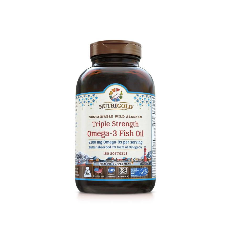 Triple Strength Omega-3 Fish Oil Supplement in Lake Havasu City