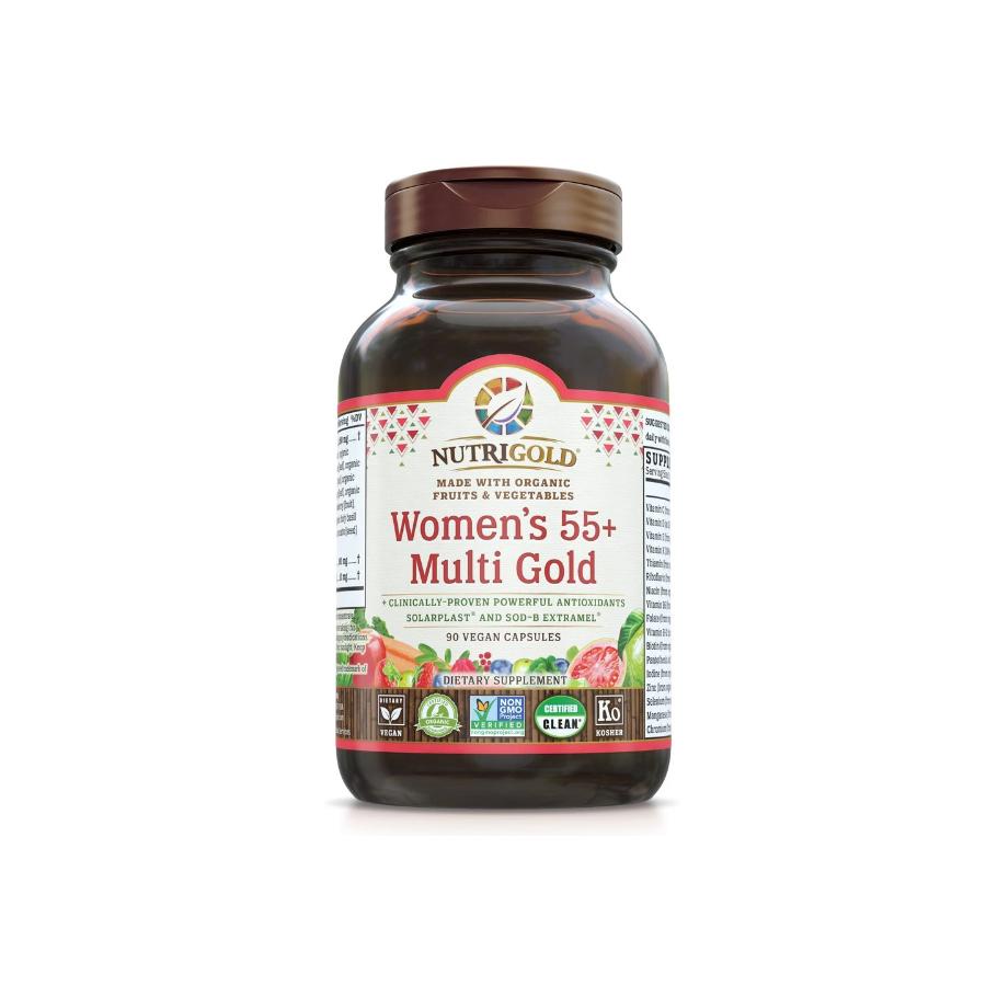 Women's 55+ Multi Gold Dietary Supplement in Lake Havasu City